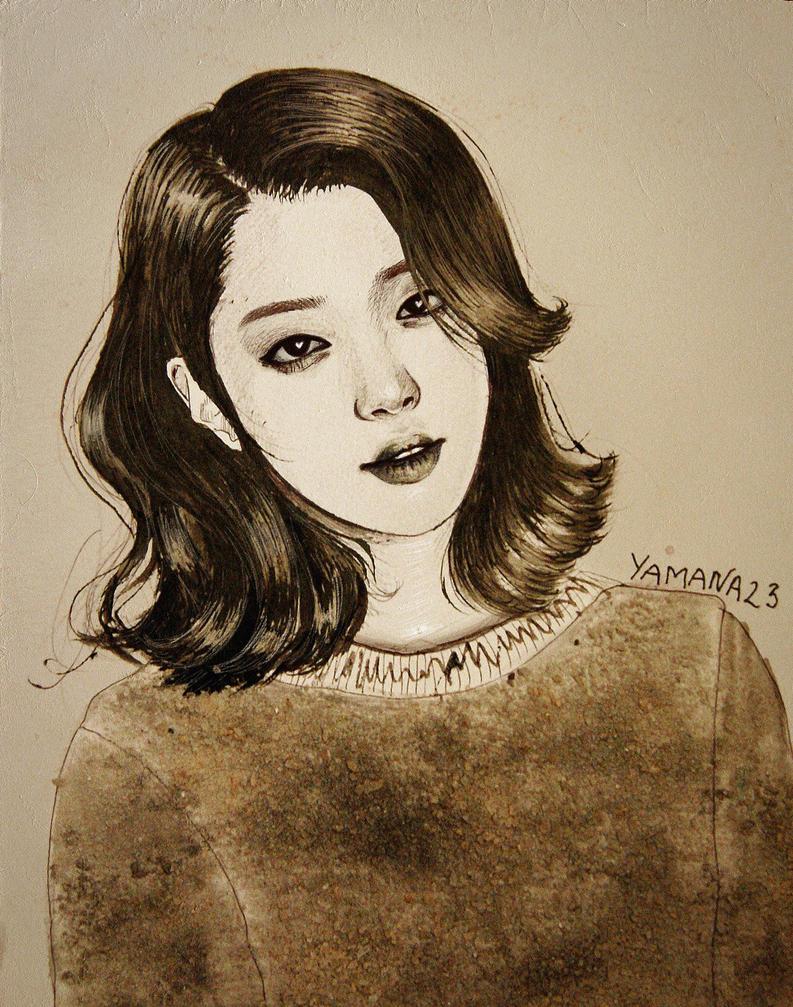Sulli by Yana15