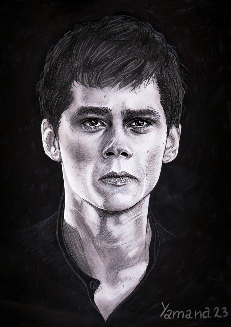 Dylan O'Brien by Yana15