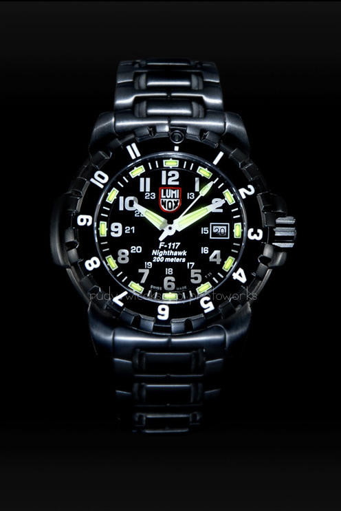Luminox by marvelet