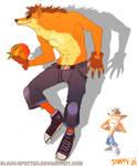 Crash Bandicoot!