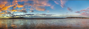 Weston Bay Pano
