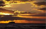 Steepholm Sunset