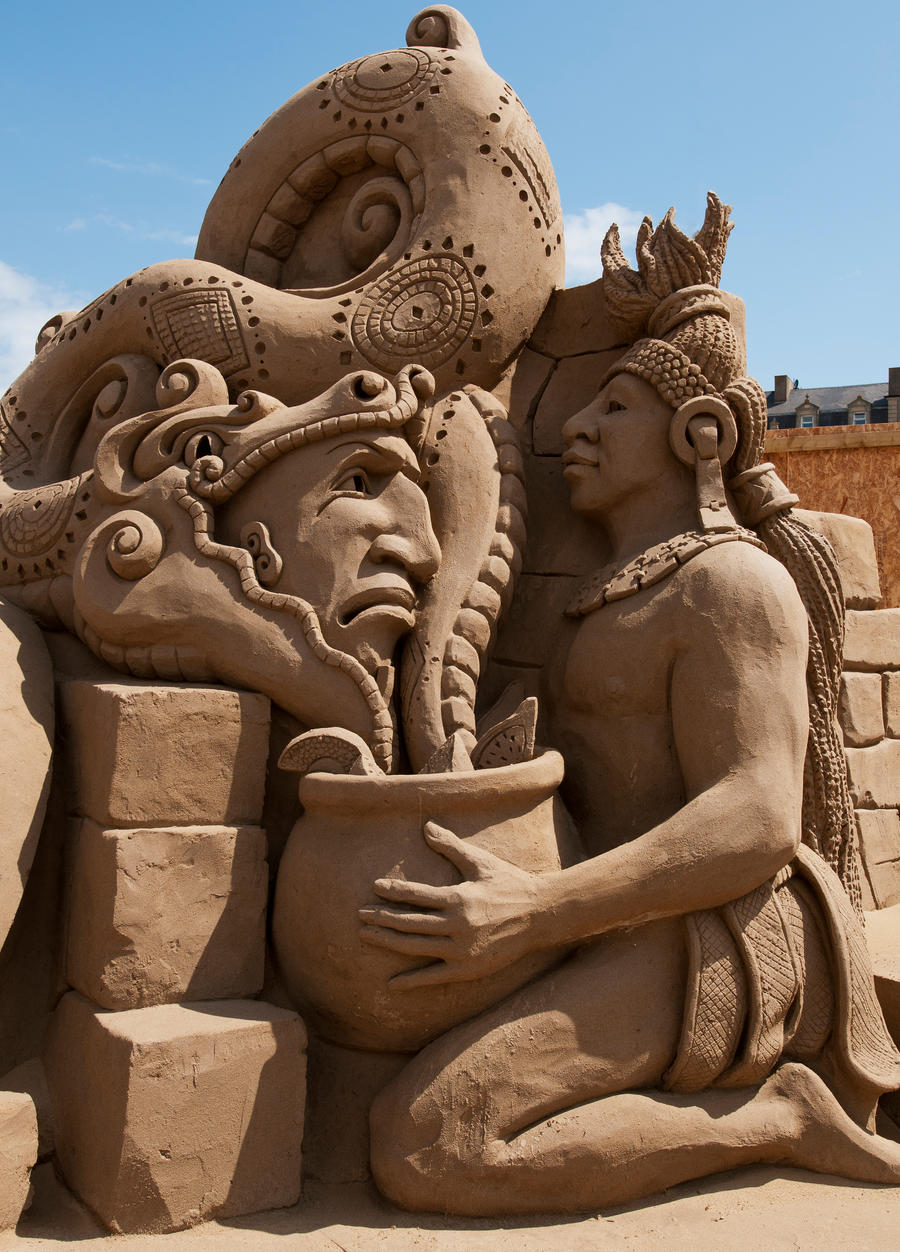 Made of Sand