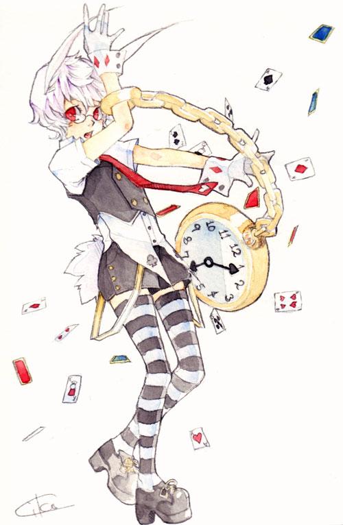 White Rabbit by cika