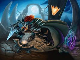 Troll Rogue by lloydo6