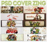 PSD COVER ZING