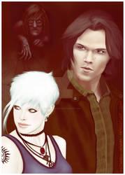 Kate, Sammy, Monster by Katarina-Venom