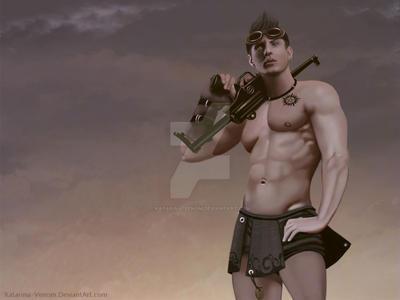 Dean for Egorowna WP by Katarina-Venom
