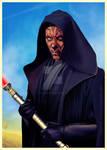 MAUL at Tatooine