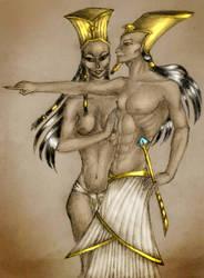 egyptian rulers