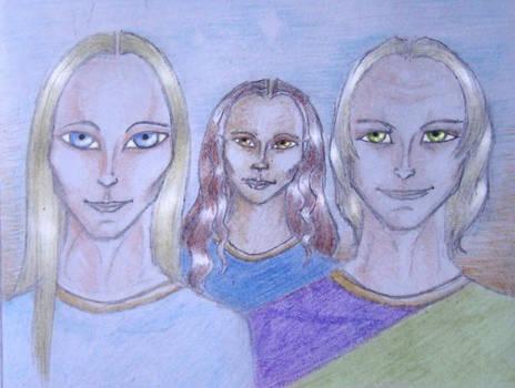 human aliens