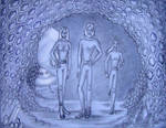 pleiadians in the crystal cave