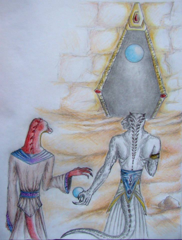 Reptilians And Pleiadians