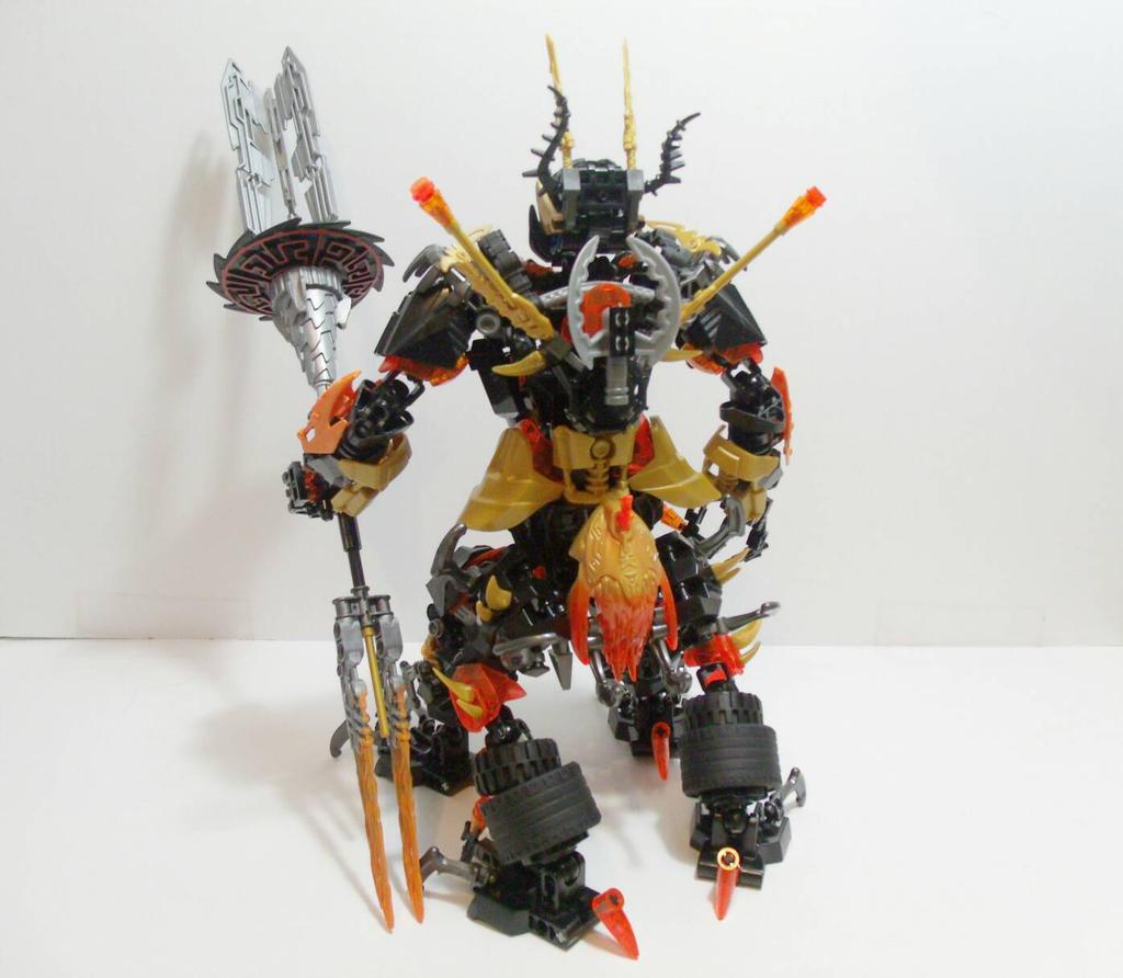 lego bionicle instructions 2016