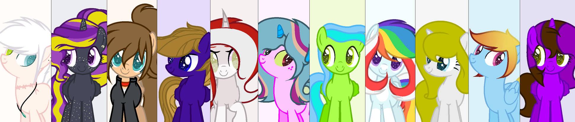 {MLP} - The best ponies