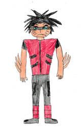 Yano/Quillspike (My Hero Academia oc)