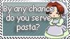 Chibitalia Wants Pasta by KuraiKyuketsu