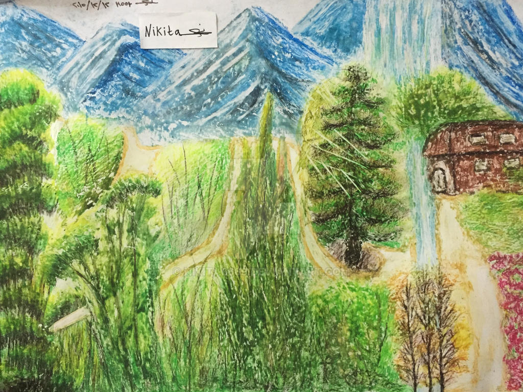 Drawing Forest by nikita6669 on DeviantArt
