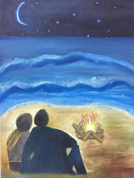 Painting (Just You And Me)