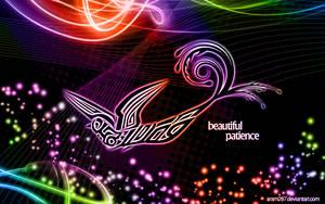 beautiful patience by aram287