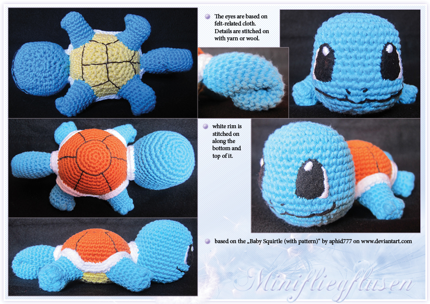 Schiggy - Squirtle