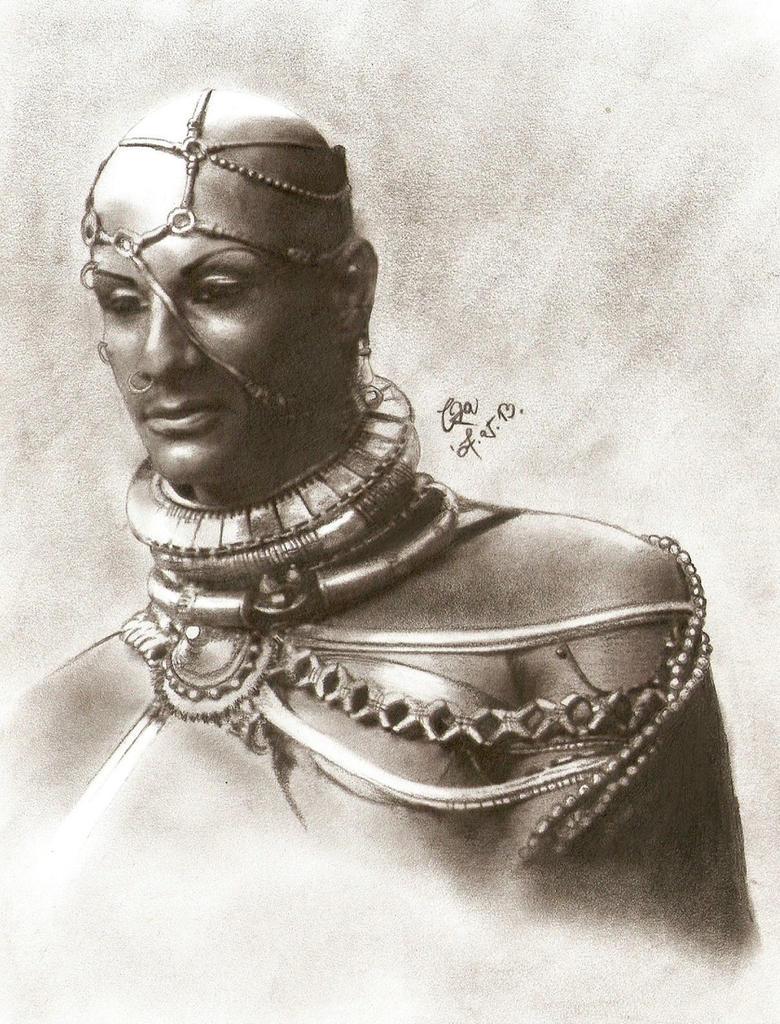 Xerxes the Great by CzaShinobi on DeviantArt
