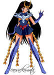 Rei Hino of Phoenix