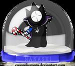 [SSGift] Nanashi on Snow Globe