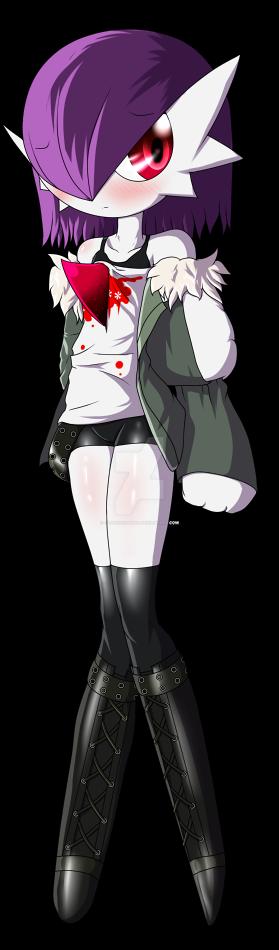 Alexis - Futaba's outfit by caosnekomata