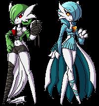 Midori and Linna Pixel