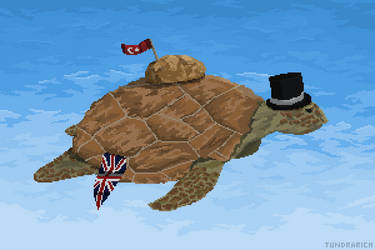 British Turtle by Tundrarich