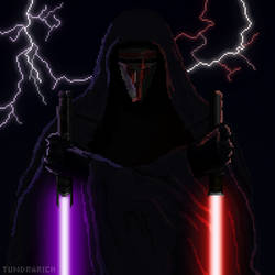Lord Revan by Tundrarich