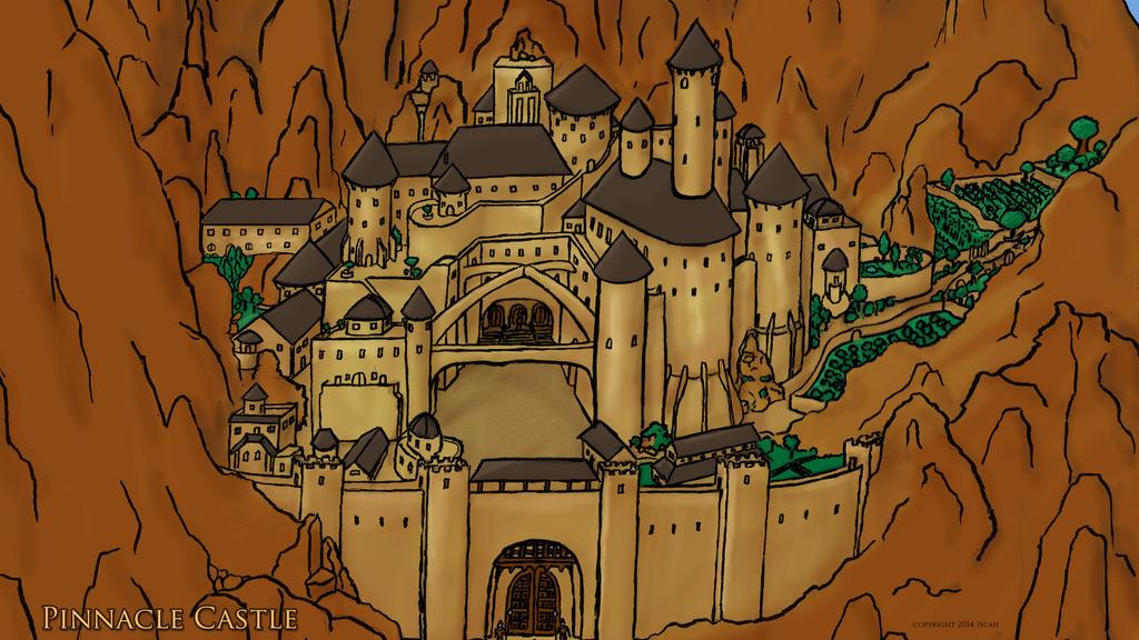 Pinnacle Castle Desktop