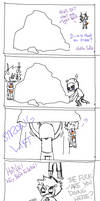 Crappy Comic: Rock
