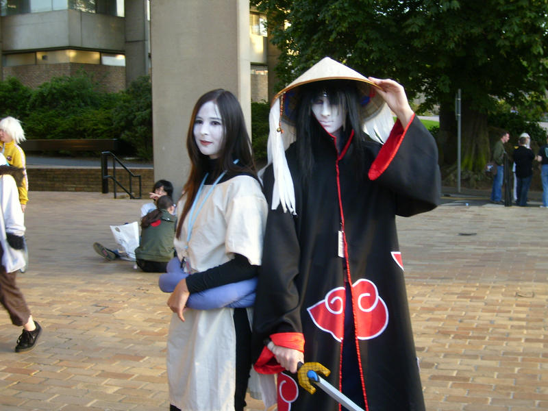 Orochimaru cosplay by Otaku112