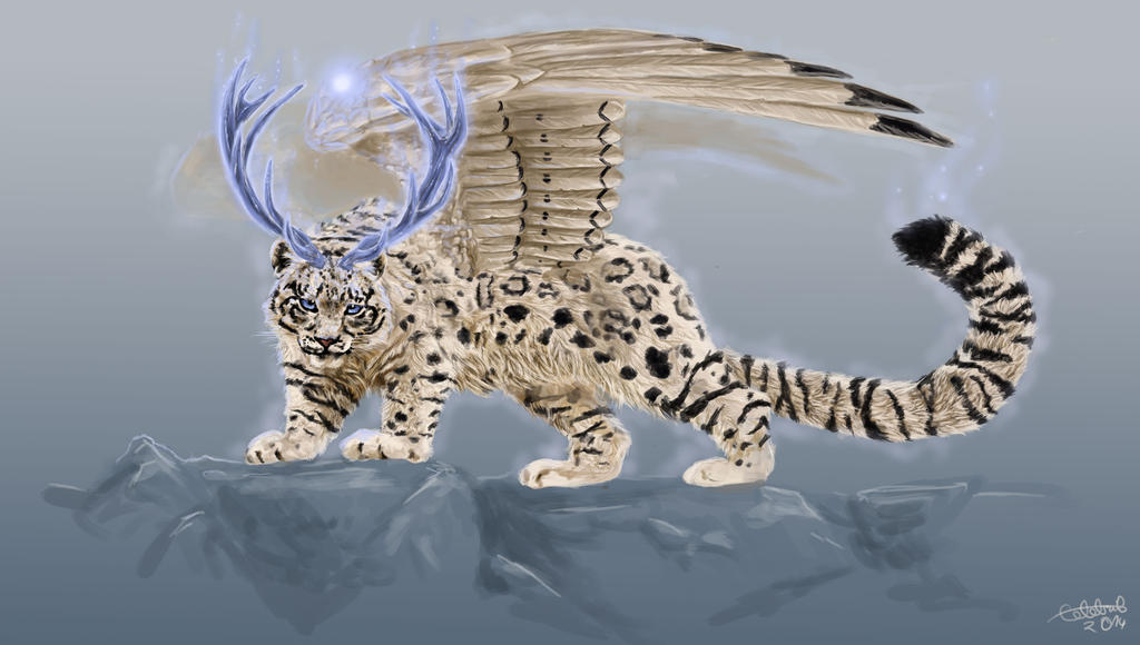 Spirit leopard by x-Celebril-x