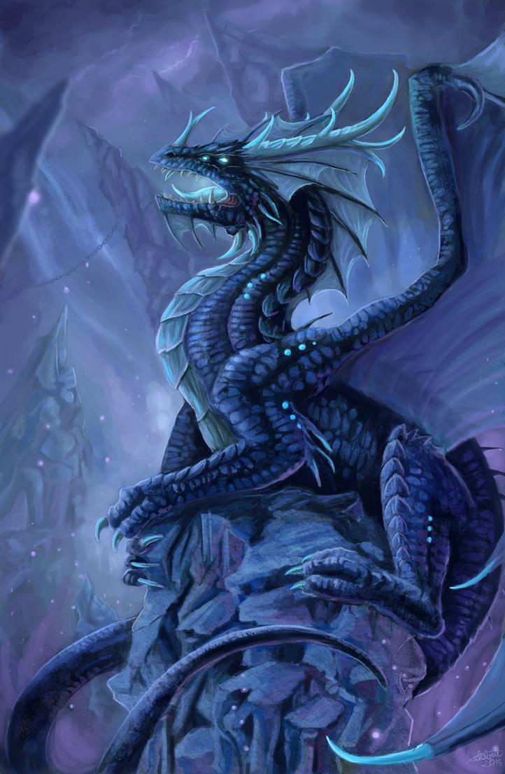 Nexus dragon by x-Celebril-x