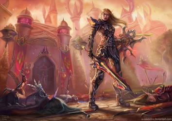 Vengeance Commission by x-Celebril-x