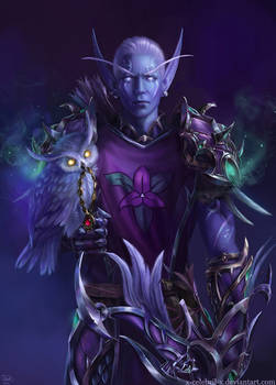 Nightborne Hunter Commission