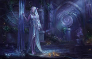 Temple of Elune Commission