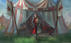 Medieval Camp Commission