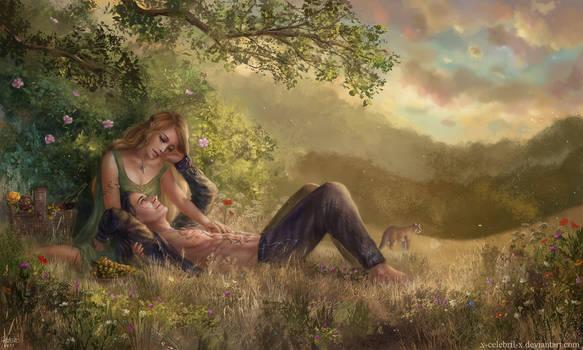 Thalia and Nelthir