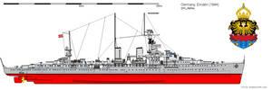 Light Cruiser Emden (1944)