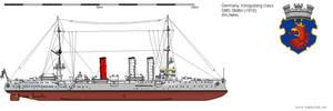 Light Cruiser Stettin (1916)