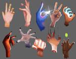 Hand designs :)