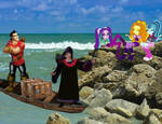 Frollo And Gaston Get Dazzled by dksponge13