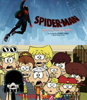 Loud Kids Want To See Into The Spider-Verse by dksponge13
