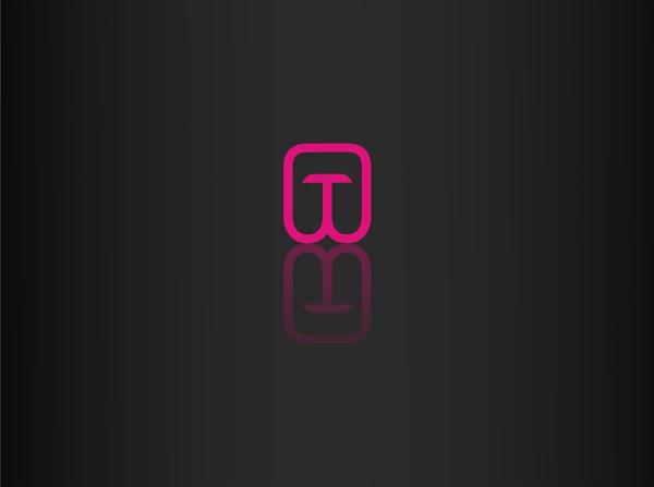T logo by Anterdid