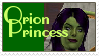 Orion Princess by TrekkieGal
