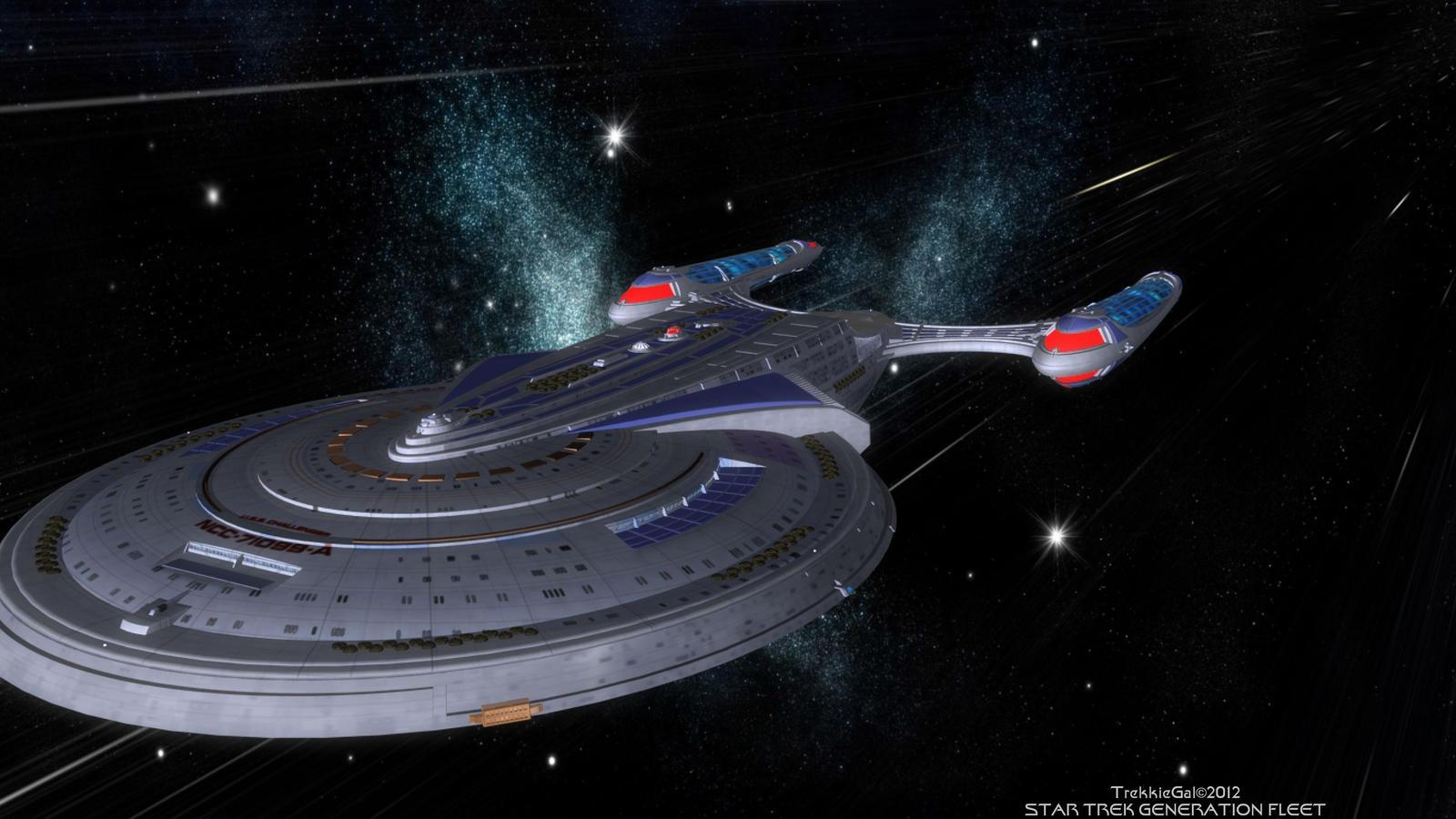 Ticonderoga Star Trek Tour T Shirt